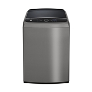 LG ELECTRONICS A Kenmore Elite 31433 Smart 5.0 cu. ft. Top Load Washer with Front Controls - Metallic Grey Silver