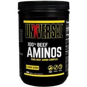Universal Nutrition 100% Beef Aminos 200 Tablets - Amino Acids   BCAAs
