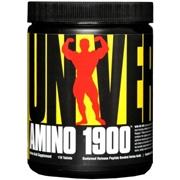 Universal Nutrition Amino 1900 110 Tablets - Amino Acids   BCAAs