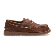 Sperry Kids Authentic Original Twisted Lug Boat Shoe Curry, Size 11.5M
