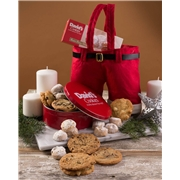 Davids Cookies Santas Pants Gift Basket