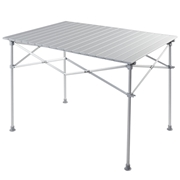 Costway Aluminum Lightweight Folding Picnic Camping Table