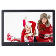Costway 15 TN LCD Digital Photo Frame with Remote