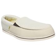 Warrior Chancla A/C Mens Shoes - Tan/Navy; 15
