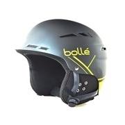 Bolle B-Fun Soft Grey and Yellow 54-58cm Ski Helmet