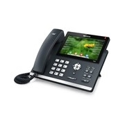 Yealink SIP-T48G-R Gigabit VoIp Phone with 7-Inch Touch Screen Panel