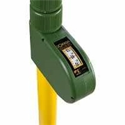 Sokkia SK Telescoping Measuring Pole, 48-26, Graduated in feet/inches/8ths