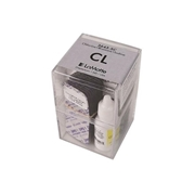 LaMotte SMART3 Bromine LR/Chlorine/Iodine Reagent Test Kit, 0.10 to 9.00/0.01 to 4.00/0.15 to 14.00 ppm Range, 100 Tests