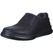 Clarks Mens Cotrell Step Loafers Shoes - Black - 11 D M US