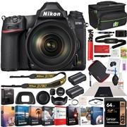 Nikon D780 Full Frame DSLR Digital SLR 4K FX Camera With 24-120mm VR Lens Pro Bundle