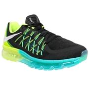 Nike Air Max Mens Training Shoes - Black/Volt/Hyper Jade; 11.5
