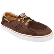 Brown Coxswain Shoes Warrior - Size 14
