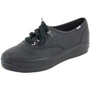 Keds Women s Triple Leather Fashion Sneakers Shoes 7.5 B M US