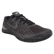 Nike Metcon 3 Mens Training Shoes- Black/Black; 8.0