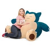 Pok #xe9;mon Snorlax Bean Bag Chair by ThinkGeek
