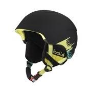 Bolle B-Lieve Soft Black Brush 51-53cm Ski Helmet