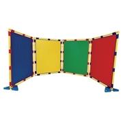 Childrens Factory Big Screen Rainbow Panel Set