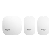 Eero Wi-Fi System Router, 2 Extenders Mesh GigE - 802.11a/b/g/n/ac, Bluetooth 4.2 LE - Dual Band