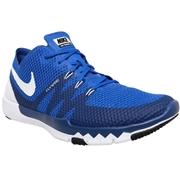 Nike Free Trainer 3.0 V3 Mens Training Shoes - Royal/Deep Royal; 8.0
