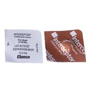 Elanco Animal Health Interceptor Brown sold per tablet