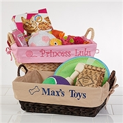 PersonalizationMall Pet Toy Embroidered Liner