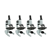 Celestron 44102 4-Pack Laboratory Biological Microscope