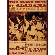 Time Life Blind Boys of Alabama: Live in New Orleans - Country Music CD